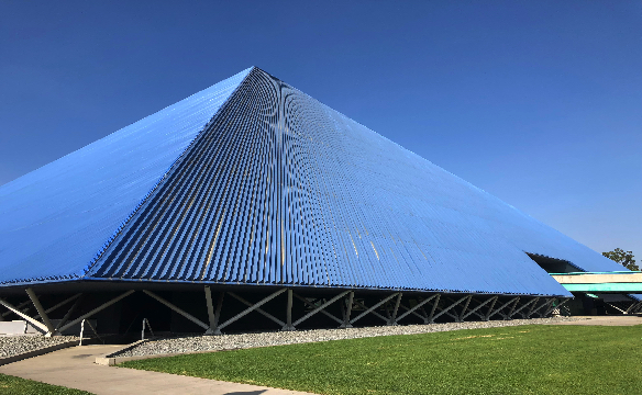 Walter Pyramid Exterior Long Beach Venue Listing