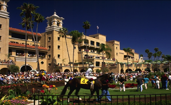 The Del Mar Fairgrounds: A Large San Diego Event Venue in a Great Location
