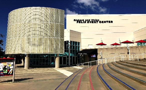 Richard & Vivian Felix Event Center