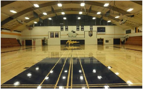 San Diego Mesa College Gymnasium