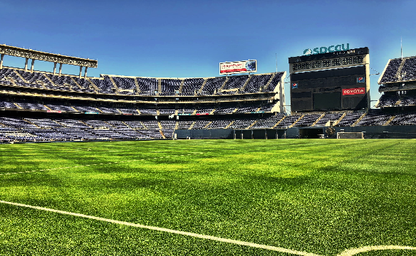 SDCCU Stadium (Formerly Qualcomm): A Huge San Diego Stadium for Football, Baseball, and More