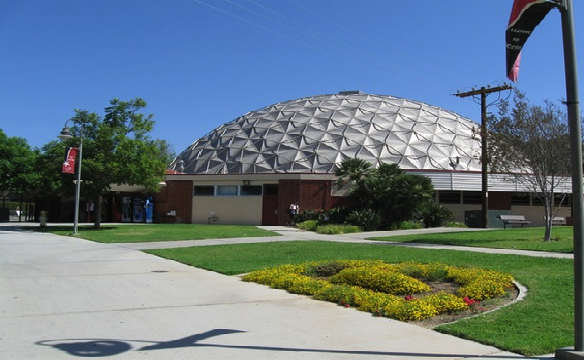 "Palomar College Gymnasium- ""The Dome"""