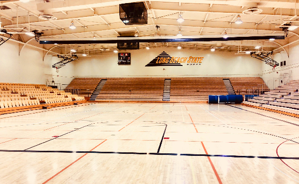 "LBSU West Gym ""Goldmine"""