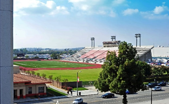 Veterans Memorial Stadium in Long Beach: A Versatile Outdoor Venue in a Great Location
