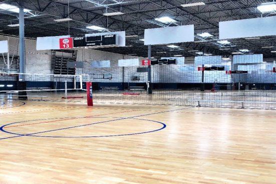 Momentous Sports Center- Irvine