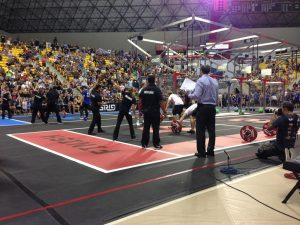 LA Grid League- Crossfit