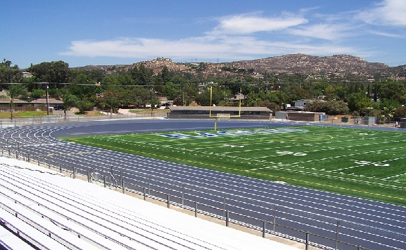 Granite Hills High School Stadium