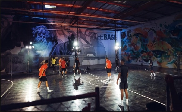 UrbanFutsal LA at The Base LA