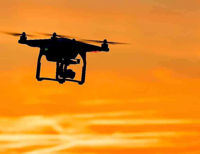 Event professionals defense against drones
